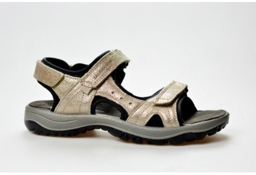 SALAMANDER dámský sandál 32-15501-27 béžová/perleť