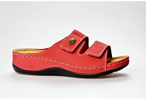 TAMARIS dámská pantofle 27510-20 červená