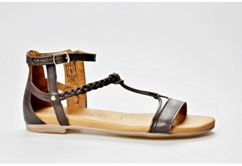 TAMARIS dámský sandál 28043-20 mocca uni