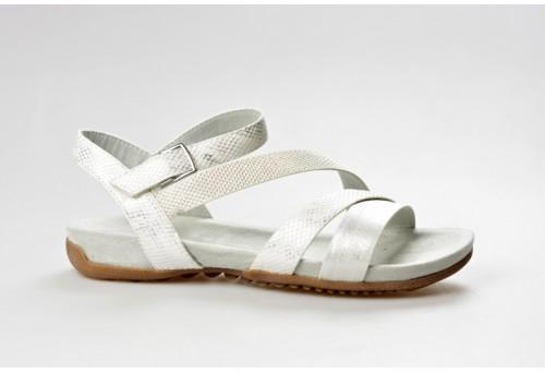 TAMARIS dámský sandál 28604-20 bílá/combi