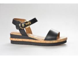 TAMARIS dámský sandál 28222-20 černá