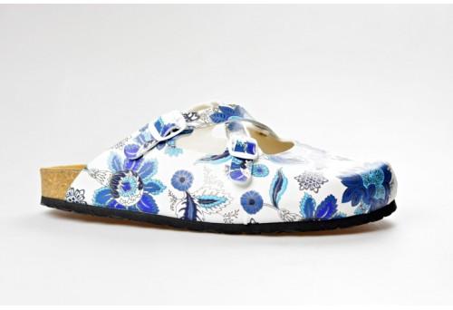 BIO LIFE zdravotní pantofle dámská 0128.160 Samba černá