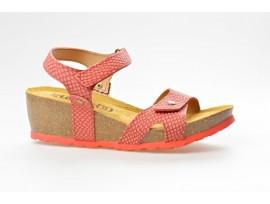 BIO LIFE zdravotní sandál dámský 1625 Carmen červená