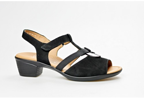 ARA dámský letní sandál 12-35715-01 černá šíře H