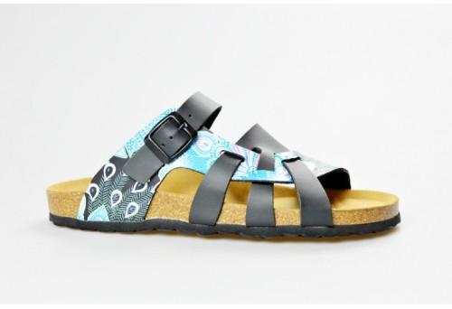 BIO LIFE zdravotní pantofle dámská 126.59 Samba