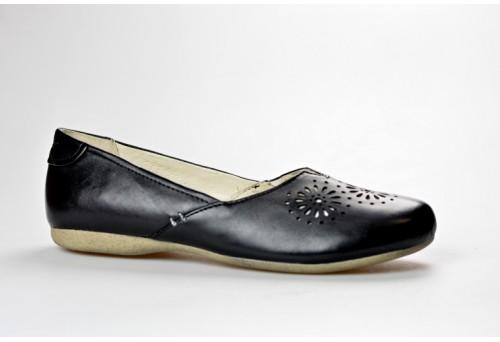 JOSEF SEIBEL dámská letní balerínka87245-971 Fiona 45 černá