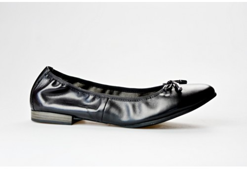 S.OLIVER dámská balerínka 22112-20 černá