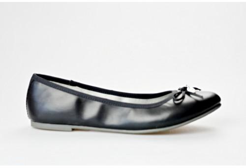 S.OLIVER dámská balerínka 22116-20 černá