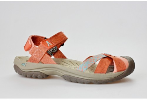 KEEN dámský sandál BALI Strap summer fig/crabapple