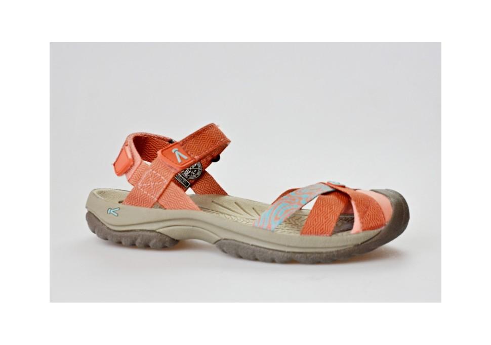 KEEN dámský sandál BALI Strap summer fig crabapple 1ddc93d720