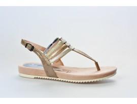 TAMARIS dámský sandál 28634-20 pepper combi