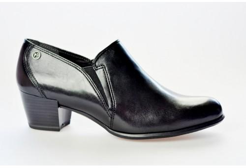 TAMARIS dámská mokasína 24400-21 black