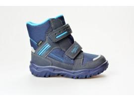 SUPERFIT dětský kotník GORE-TEX 8-09044-80 modrá