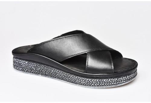 TAMARIS dámský pantofel 27207-28 black